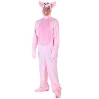 Plus Size Pig Costume