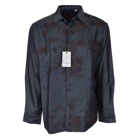Robert Graham DARRYLMANIA Embroidered VERY Limited Edition Sports Shirt