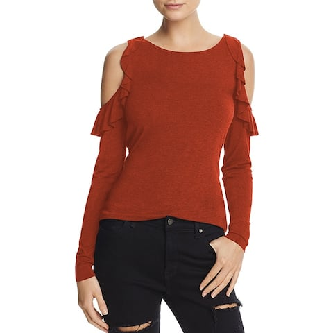 Bailey 44 Womens Rust Tinkerbell Top