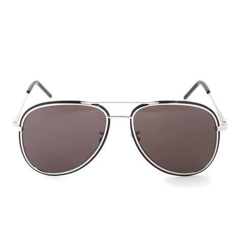Saint Laurent Saint Laurent SL 294 001 56 Aviator Sunglasses - 56mm x 16mm x 145mm