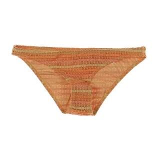 Volcom Womens Hipster Striped Swim Bottom Separates