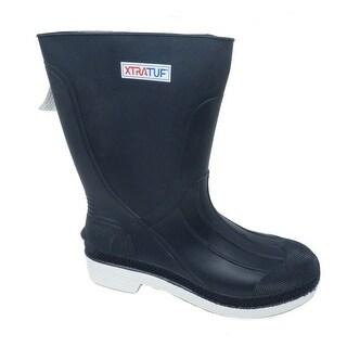 Xtratuf Men's XT Shrimp Boot 11 in. Blue Size 7 Boot