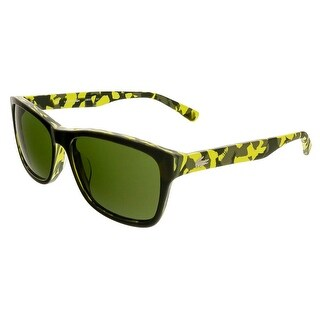 Lacoste L683S 317 Black/Neon Camouflage Wayfarer Sunglasses