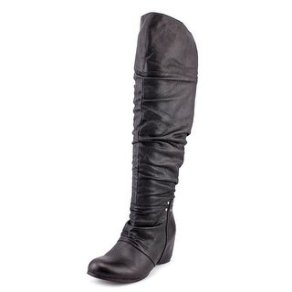 Baretraps Valry Women  Round Toe Synthetic  Knee High Boot