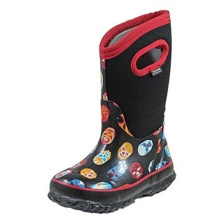Bogs Outdoor Boots Boys Classic Mask Waterproof Insulated 72156