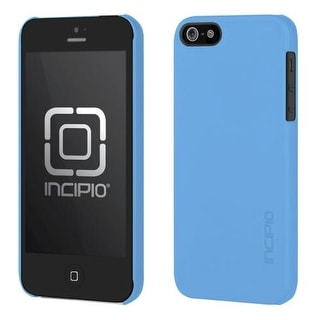 Incipio IPH-807 Feather Case for Apple iPhone 5 (Blue)