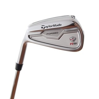 New TaylorMade RSi TP Forged 5-Iron Dynamic Gold Pro S300 Stiff LEFT HANDED