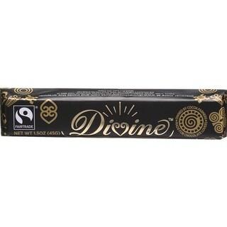 Divine - Dark Chocolate Snack Bars ( 30 - 1.5 OZ)