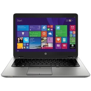 HP P2Y93US EliteBook 840 G2 Ultrabook PC - Intel Core i5-5300U 2.3 GHz Dual-Core Processor - 8 GB DDR3L SDRAM - 256 GB SSD - 14-
