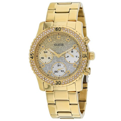 d8db1bb32a Guess Women's Watches | Find Great Watches Deals Shopping at Overstock