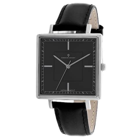 Christian Van Sant Women's Callista Grey Dial Watch - CV0411 - One Size