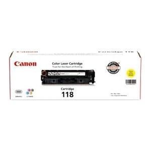 Canon 2659B001M Color CRG118 Y