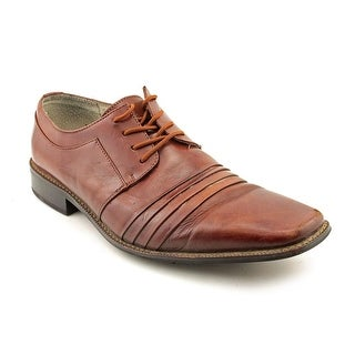Stacy Adams Raynor Men  Cap Toe Leather Brown Oxford