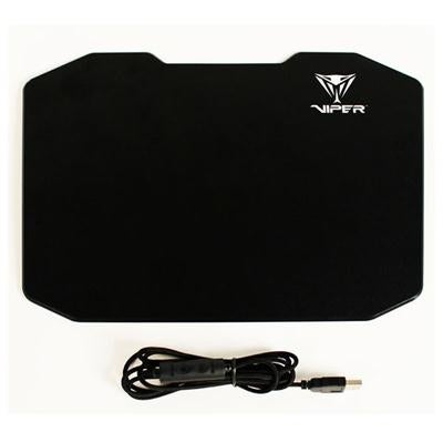 Patriot Memory Viper Gaming Led Pro Gaming Mouse Pad High Performance Polymer Surface - Pv160uxk