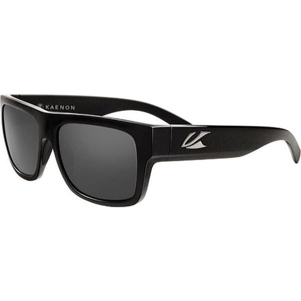 2e016e1315b Shop Kaenon Montecito Polarized Sunglasses Black - US One Size (Size None)  - Free Shipping Today - Overstock.com - 25690794