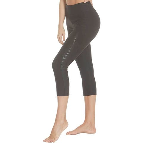 Splendid Womens Capri Pants Fitness Yoga