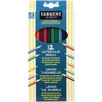Watercolor Pencils 12/Pkg-
