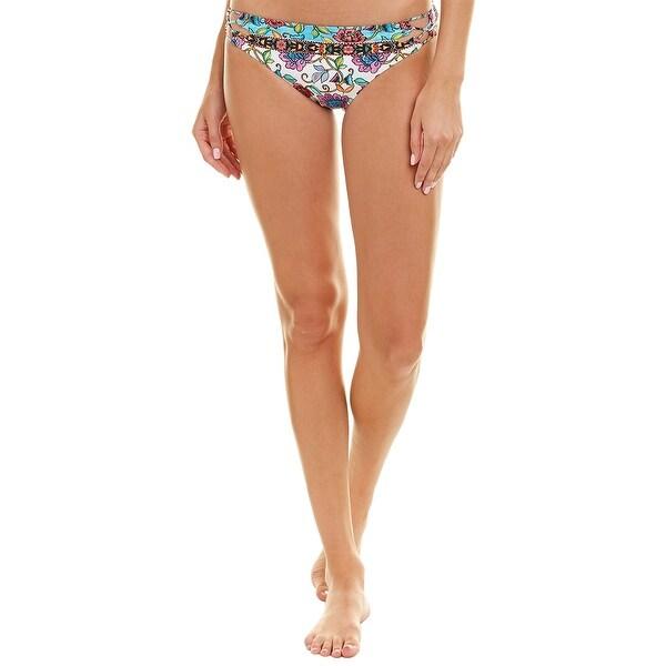 Nanette Lepore Rosarito Charmer Bikini Bottom