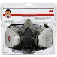 3M 62093HA1-C Tekk Protection Lead Paint Removal Respirator P100, Medium