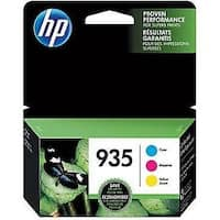HP 935 Cyan/Magenta/Yellow Ink Cartridges N9H65FN Pack Of 3