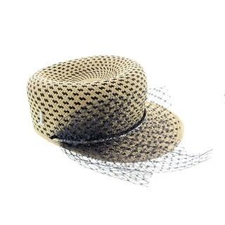 Muhlbauer Womens Fishnet Handmade Panama Hat - 57