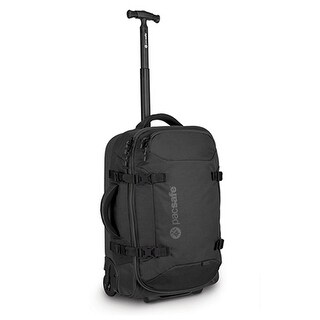 Pacsafe Toursafe AT21 - Anti-Theft 21.5 Wheeled Duffel w/ Book Style Opening