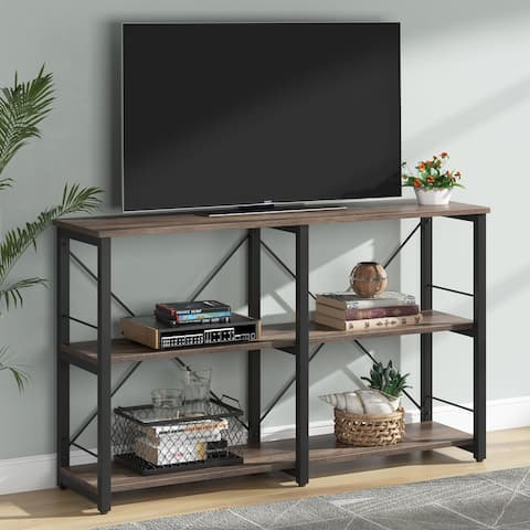 Industrial TV Stand, Rustic Entertainment Centers for TV 32 Inch, 40 Inch, 43 Inch