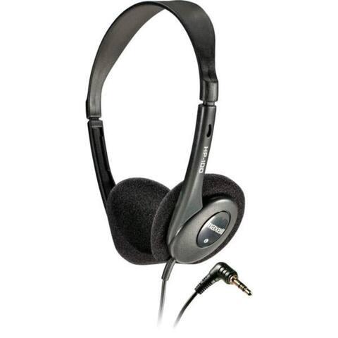 Maxell Headphones, 190319, HP-100, Budget, Stereo