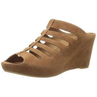 Johnston & Murphy Women's Tess Wedge Sandal - 10