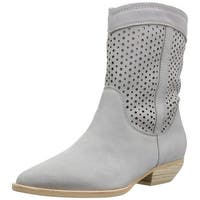 Dolce Vita Womens union Closed Toe Mid-Calf Fashion Boots