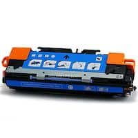 Monoprice Compatible HP Q2681A Laser Toner  Cyan For use in Color LaserJet