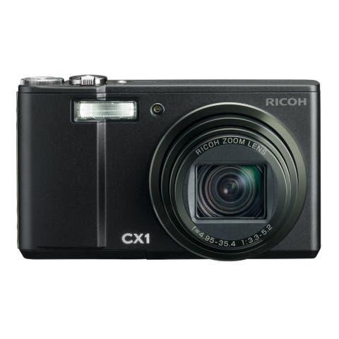 Caplio CX1 (Black) 9.2MP Digital Camera