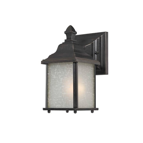 """Dolan Designs 930 Charleston 1-Light 9"""" Height Outdoor Wall Sconce - N/A"""