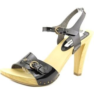 Nina Saffire Open Toe Synthetic Sandals