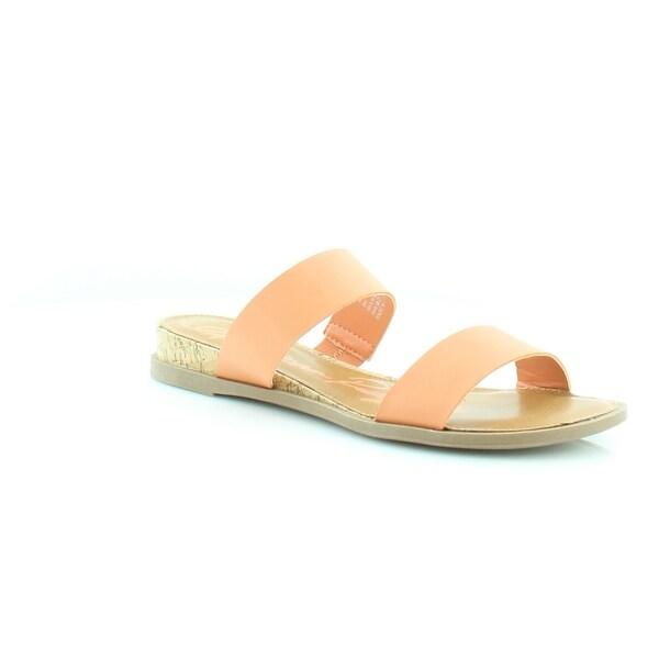 American Rag Easten Women's Sandals & Flip Flops Coral - 8