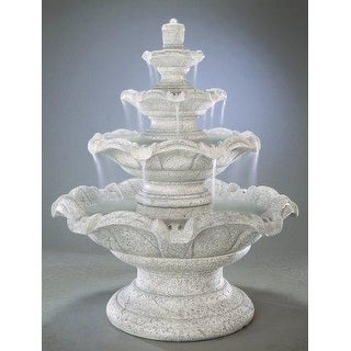 Quattro Classic Tier Outdoor Fountain