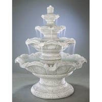 Quattro Classic Tier Outdoor Fountain