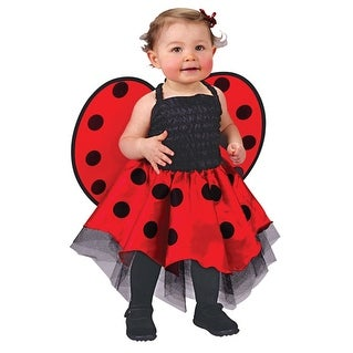 lady bug infant halloween costume up to 24m 0 6 months