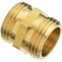 "Plumb Pak PP850-60 Hose Adapter Brass 3/4"" x 3/4"""