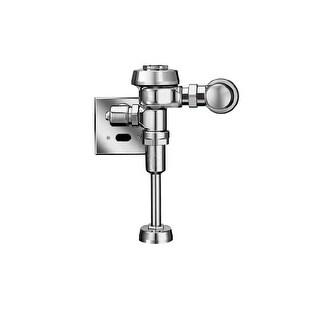 "Sloan 186-0.5 ES-S Exposed, Eco Friendly (0.5 gpf/1.9 Lpf), Sensor Operated Royal? Model Urinal Flushometer, for 3/4"" top spud"