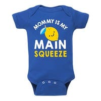 Mommy Main Squeeze  - Infant One Piece