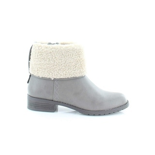 Link to Style & Co. Womens Bettey Leather Almond Toe Ankle Fashion Boots Similar Items in Women's Shoes