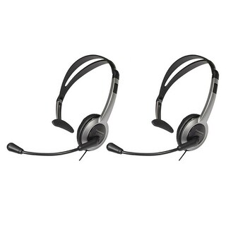 KX-TCA430-2 Headset w/ Adjustable Headband For Vtech Phones