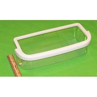 NEW OEM Whirlpool Refrigerator Door Bin Basket Shelf Originally Shipped With GB9FHDXWB00, GB9FHDXWB01, GB9FHDXWB02
