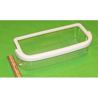 NEW OEM Whirlpool Refrigerator Door Bin Basket Shelf Originally Shipped With WRF532SNBM01, WRF532SNBW00, WRF532SNBW01