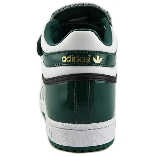 Shop Adidas Concord 2.0 Mid Men Round Toe Patent Leather