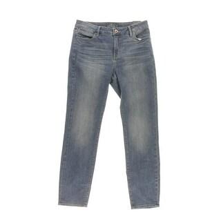Lucky Brand Womens Hayden Skinny Jeans Denim Slimming - 6