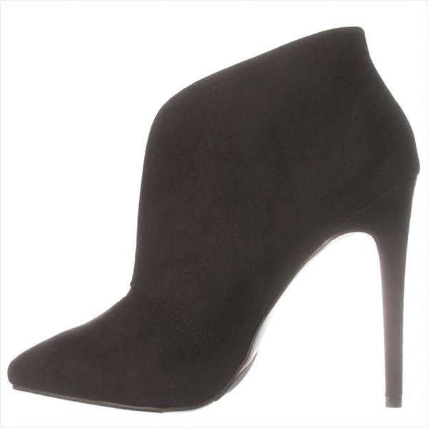 Just Fab Womens belinda Closed Toe Ankle Fashion Boots