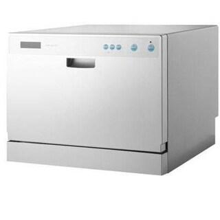 Midea Mdc3203dss3a Countertop Dishwasher S Steel