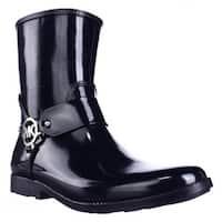 MICHAEL Michael Kors Fulton Harness Rain Booties, Admiral